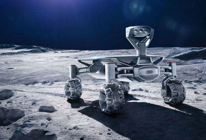 Audi Lunar Quattro : en vedette dans le prochain Alien ! #1