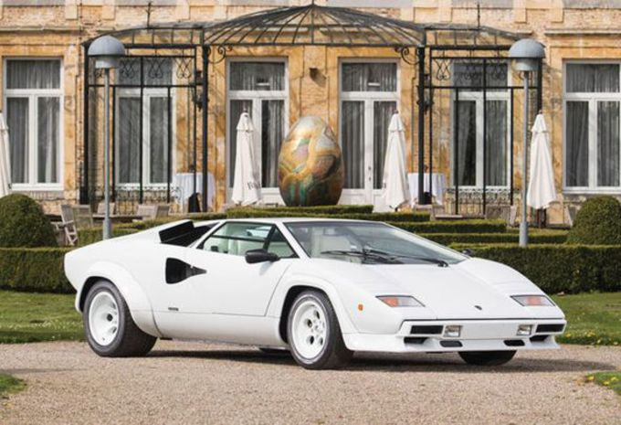 lamborghini countach 5000 qv une occasion en or moniteur automobile. Black Bedroom Furniture Sets. Home Design Ideas