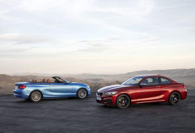 BMW Série 2 : retouches pour le coupé et le cabrio #1