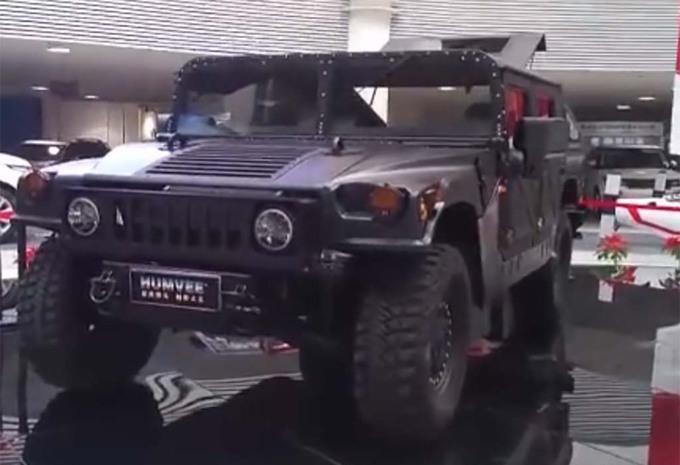 VIDEO – Hummer keert terug #1