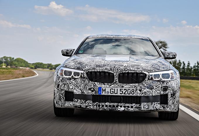 Officieel: nieuwe BMW M5 heeft RWD én xDrive #2
