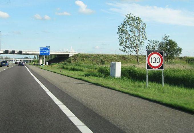 Nos autoroutes bientôt à 130 ? #1