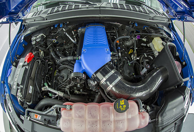Shelby Ford F-150 Super Snake is pick-up met 760 pk #3