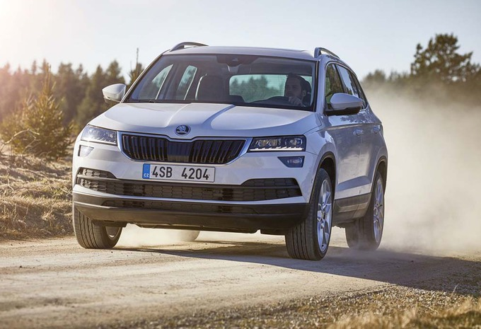 Skoda Karoq: Don't call me Yeti #1