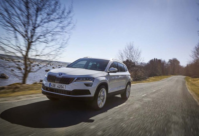 Skoda Karoq: Don't call me Yeti #5