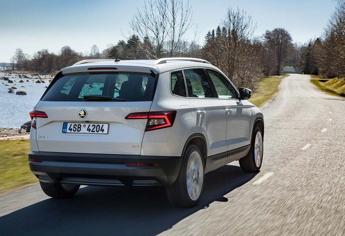 Skoda Karoq: Don't call me Yeti #8