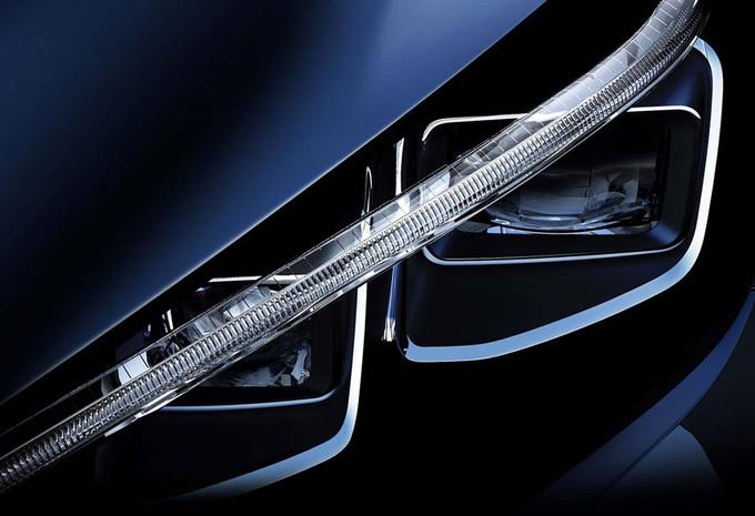 Nissan Leaf : Première teaser de la deuxième génération #1