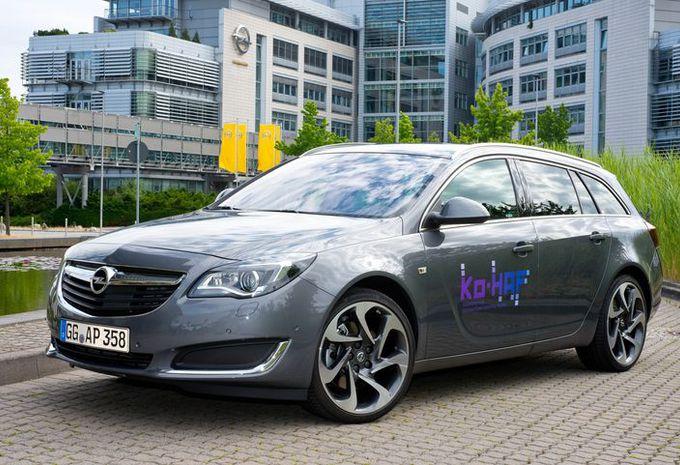 Autonoom project Ko-HAF: het werk van Opel #1
