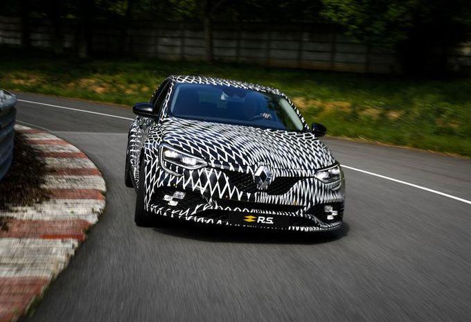 VIDÉO – Renault Mégane R.S. : le mulet à Monaco #1