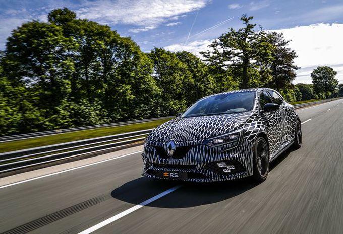 VIDÉO – Renault Mégane R.S. : le mulet à Monaco #2