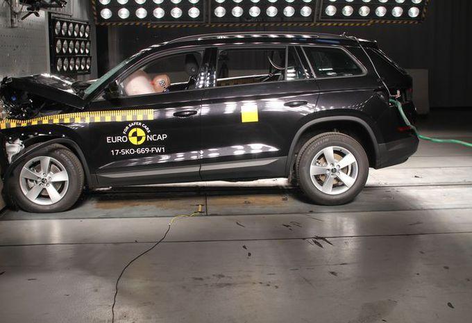 Nieuwste resultaten EuroNCAP: Mini en Škoda aan de top #1