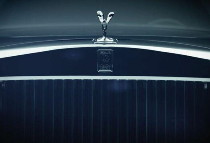 Rolls-Royce : 4 roues directrices pour la nouvelle Phantom  #1