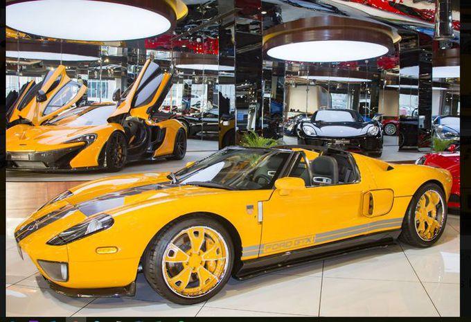 Ford GT : Un roadster hyperexclusif à vendre #1