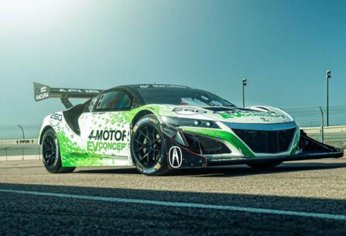 Honda : une NSX « zéro émission » dans les cartons  #1