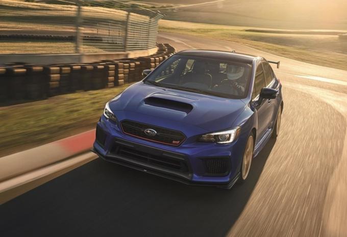 Subaru BRZ tS et WRX STI RA : espoir… et déception #1
