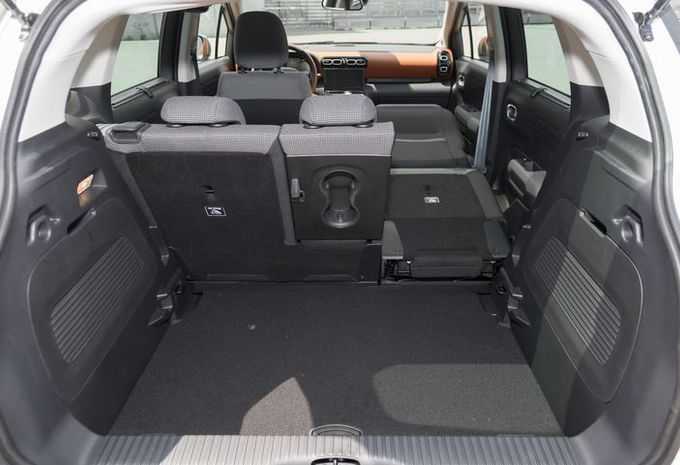 nieuw model citro n c3 aircross zuivere cross over suv autogids. Black Bedroom Furniture Sets. Home Design Ideas