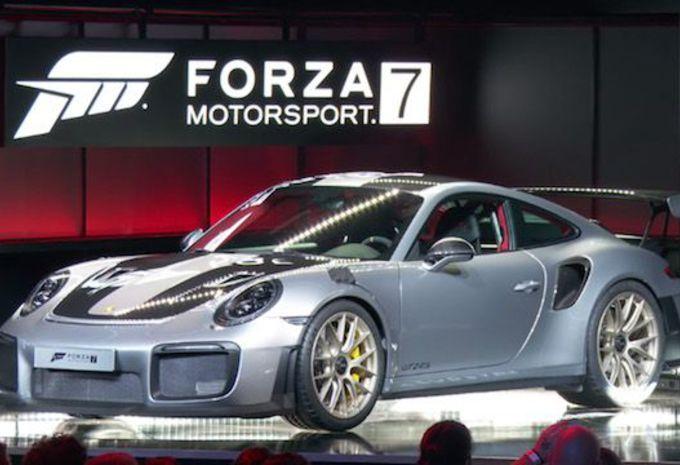 Porsche 911 GT2 RS : visible à l'E3 #1