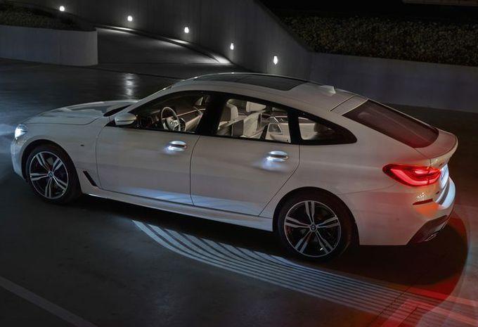 BMW Série 6 GT : changement de chiffre #11