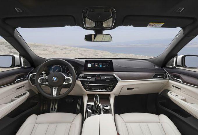 BMW Série 6 GT : changement de chiffre #3