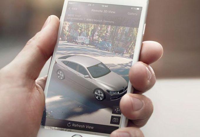 BMW Série 6 GT : changement de chiffre #6