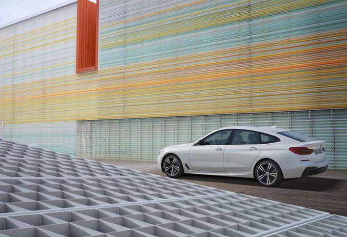 BMW Série 6 GT : changement de chiffre #7