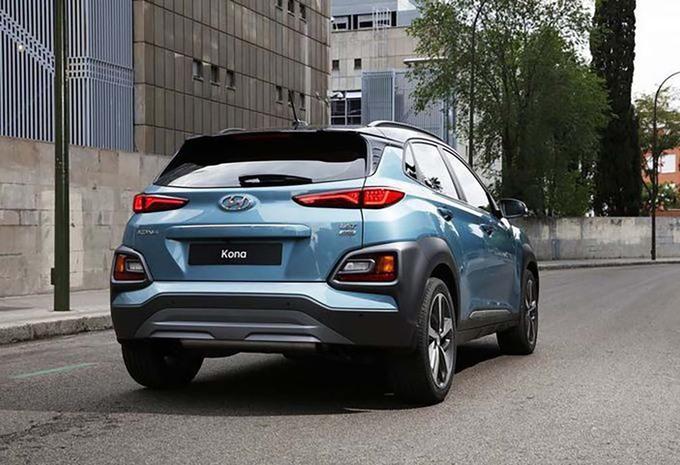Fotos Hyundai Elektrische Kona En Mini Suv Tegen 2020 Autogids