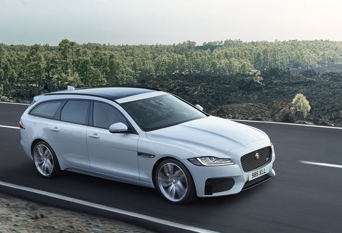 VIDEO - Jaguar XF Sportbrake: van alle markten thuis #1