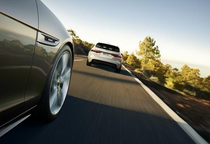 VIDÉO - Jaguar XF Sportbrake : tous usages #2