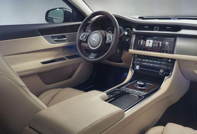VIDÉO - Jaguar XF Sportbrake : tous usages #7