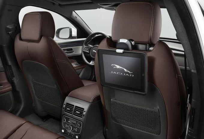 VIDÉO - Jaguar XF Sportbrake : tous usages #8