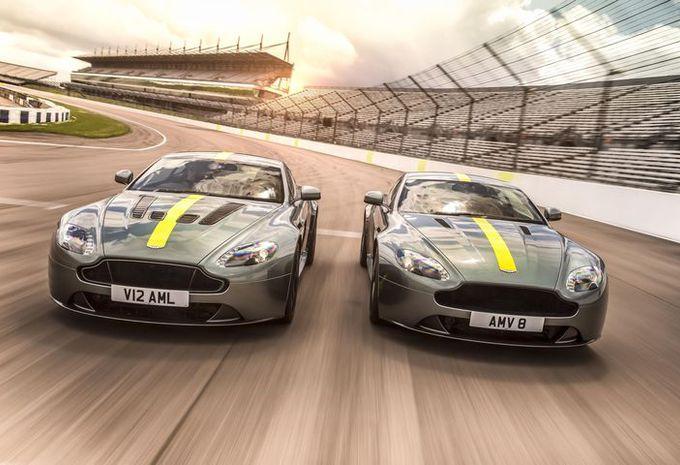 Aston Martin Vantage AMR : 300 exemplaires #1