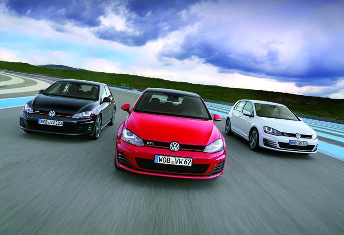 Meer sportieve Volkswagens, maar geen extra GTI's #1