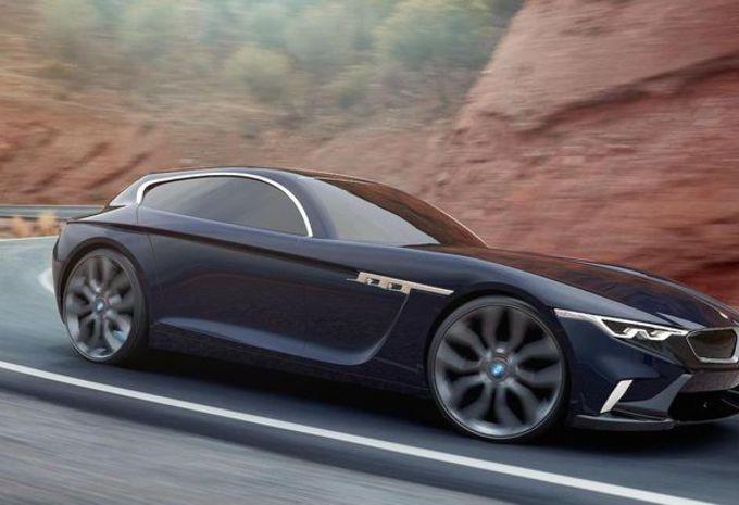 Vision d'artiste d'une héritière de la BMW Z3 Coupé #1