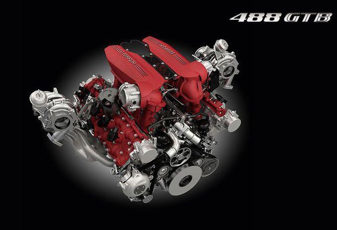Moteur International de l'année 2017 : V8 Ferrari #1