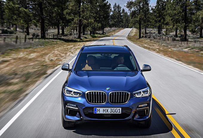 BMW X3 : film de présentation #1