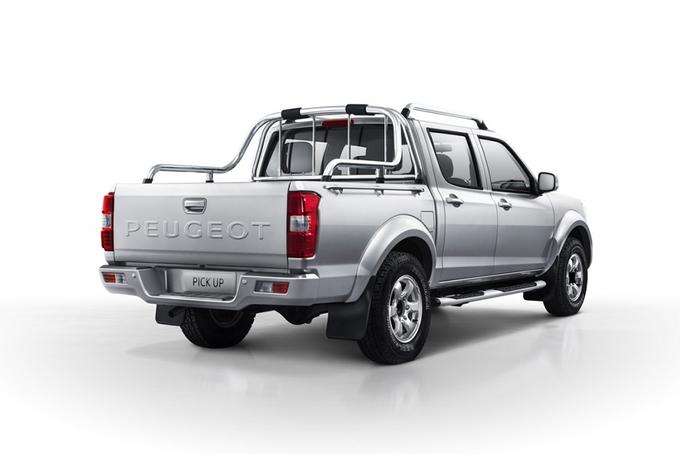 Pick-up voor Peugeot - AutoWereld