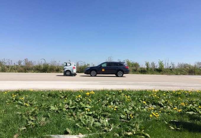 Subaru au top de la sécurité avec le EyeSight #1