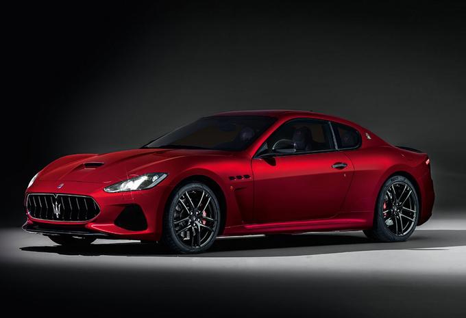 Maserati GranTurismo strakker in het pak #1