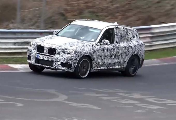 BMW X3 : aussi en « M » #1