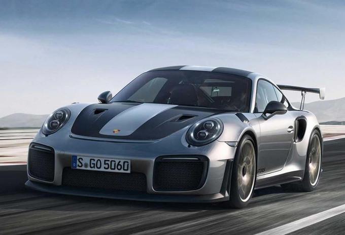VIDÉO - Porsche 911 GT2 RS : officiellement féroce #1