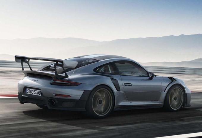 Nieuwe GT2 RS is krachtigste Porsche 911 ooit - Update #1