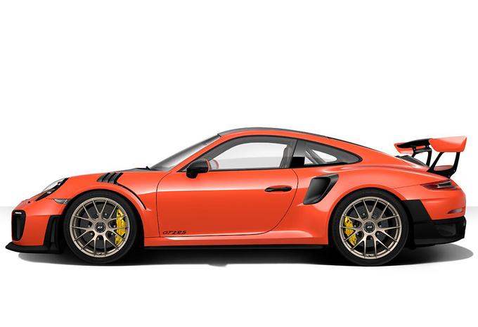 nieuw model 2017 porsche 911 gt2 rs online car configurator autowereld. Black Bedroom Furniture Sets. Home Design Ideas