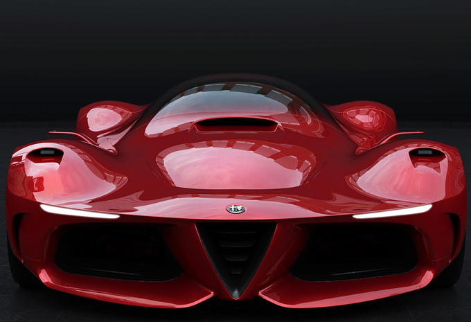 Leasing A BMW >> Alfa Romeo Castello - AutoWereld