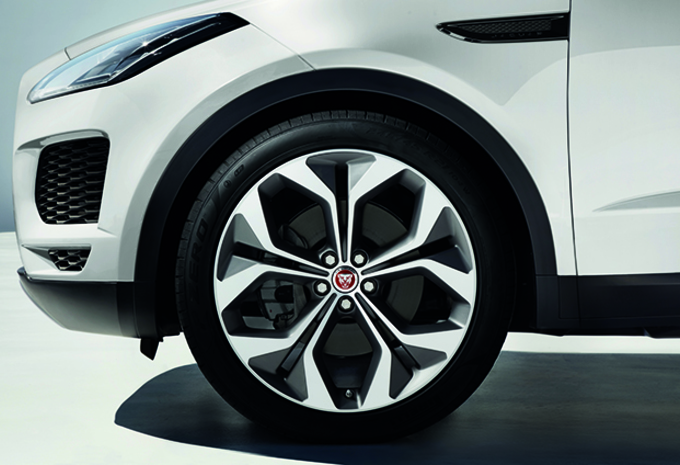 Wat je moet weten over de Jaguar E-Pace #7