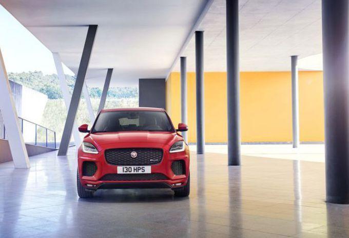 Jaguar E-Pace : compacte et sportive #10
