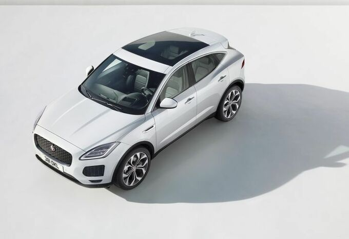 Jaguar E-Pace : compacte et sportive #12