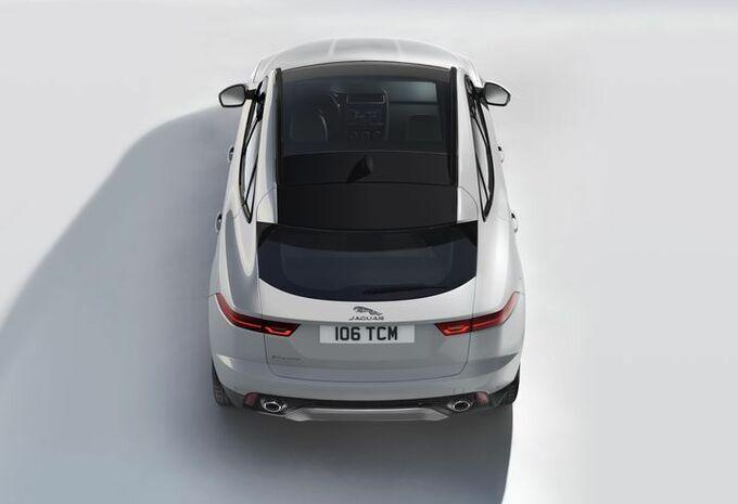 Jaguar E-Pace : compacte et sportive #13