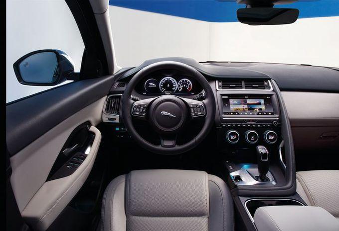 Jaguar E-Pace : compacte et sportive #14