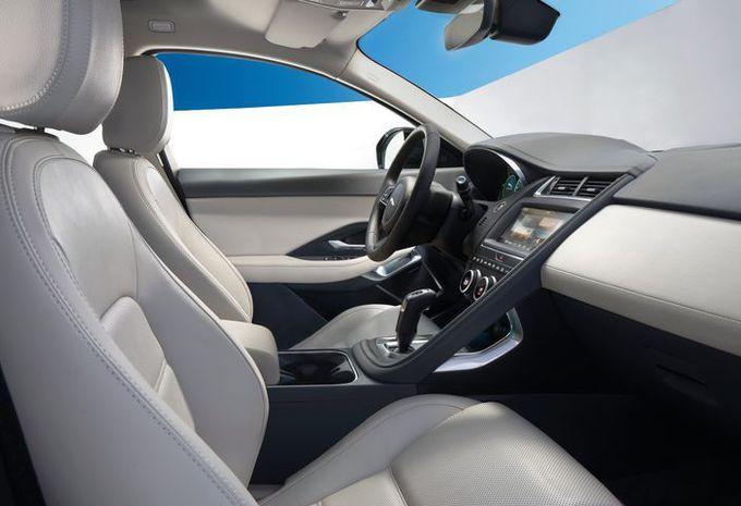Jaguar E-Pace : compacte et sportive #15