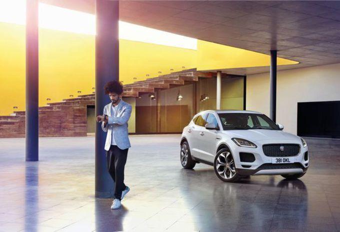 Jaguar E-Pace : compacte et sportive #16